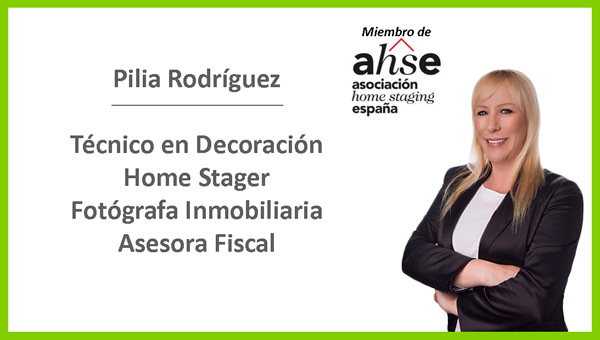 Pilia Rodríguez - home staging